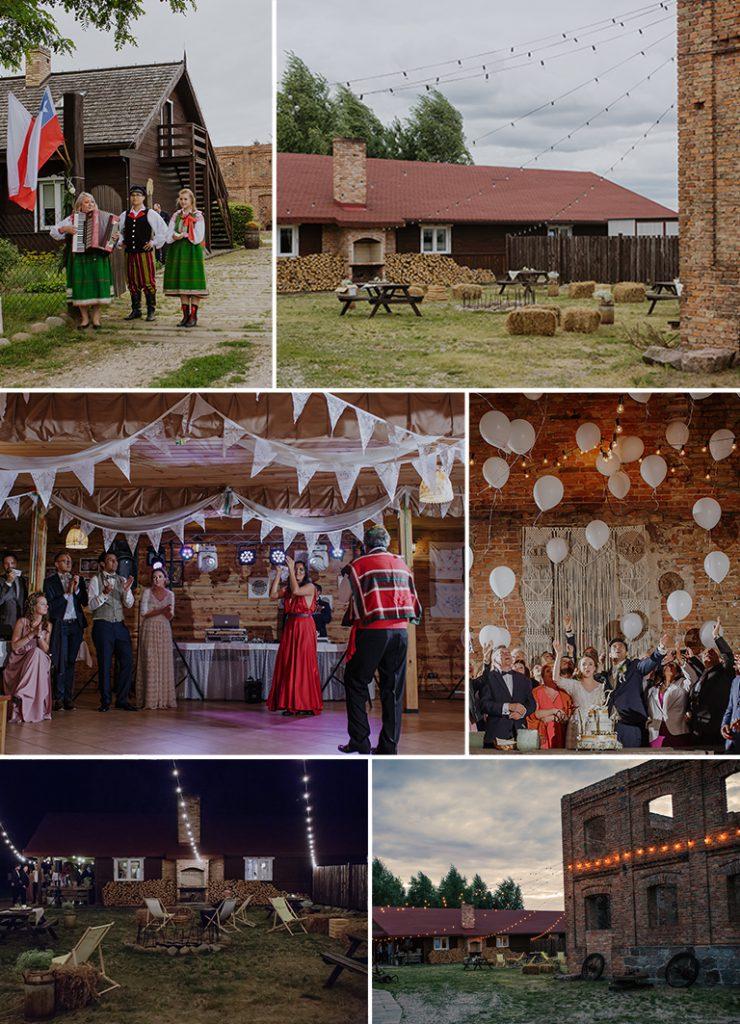 miejsca na wesele młyn gąsiorowo