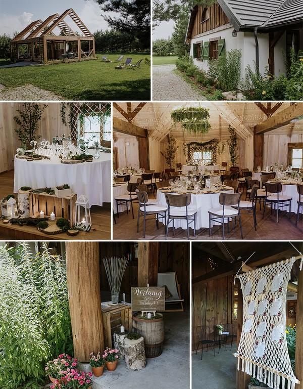 Miejsca na wesele, Ogród Babette