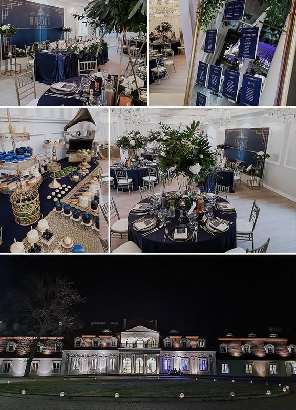 Miejsca na wesele, Pałac Domaniowski