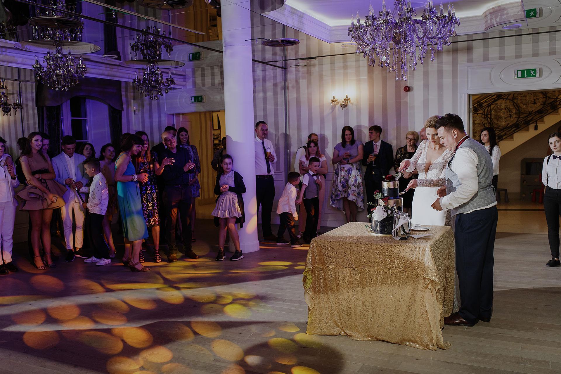 wesele Wielki Gatsby
